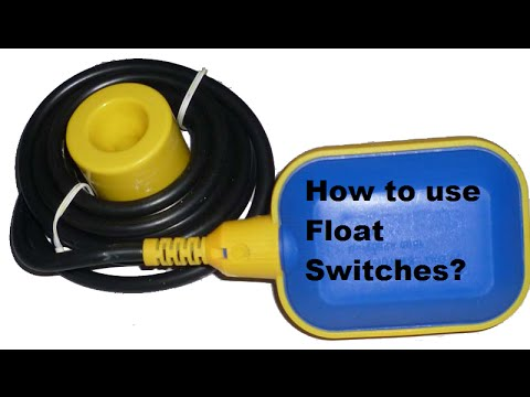 How To Use Float Switch Urdu Hindi Youtube
