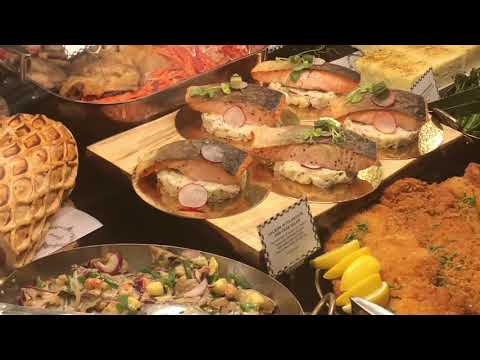 Harrods Food Hall in London 2018