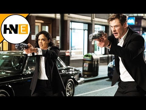 FIRST LOOK at Men in Black International Reveals Agents H and M