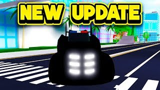 NEW BATMOBILE UPDATE IN MAD CITY! (ROBLOX Mad City)