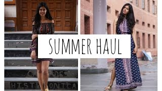 Summer Haul: Koovs, Forever 21  Sejal Kumar