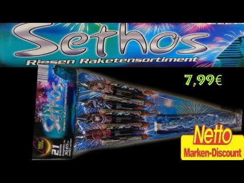 PHÖNIX 2017 (Sethos Raketensortiment) 7, 99€ Netto