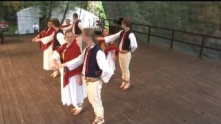 Leoš Janáček : Lašské tance - Starodávný, Požehnaný, Dymák, Starodávný II, Čeladenský, Pilky