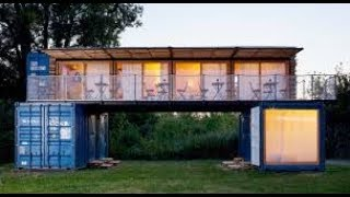 The Containhotel By Artikul Architects |Shipping Container Hotel