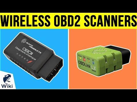 10 Best Wireless OBD2 Scanners 2019