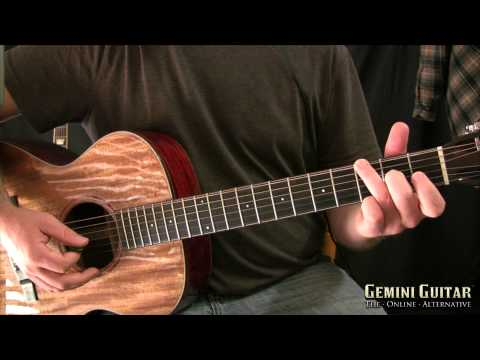 Dark Folk Guitar - Shifting the Bass