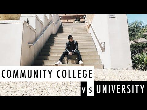 Vlog 02: Sự Thật Về Việc Đi Học Community College Tại Mỹ // trường Richland College - Dallas, Texas