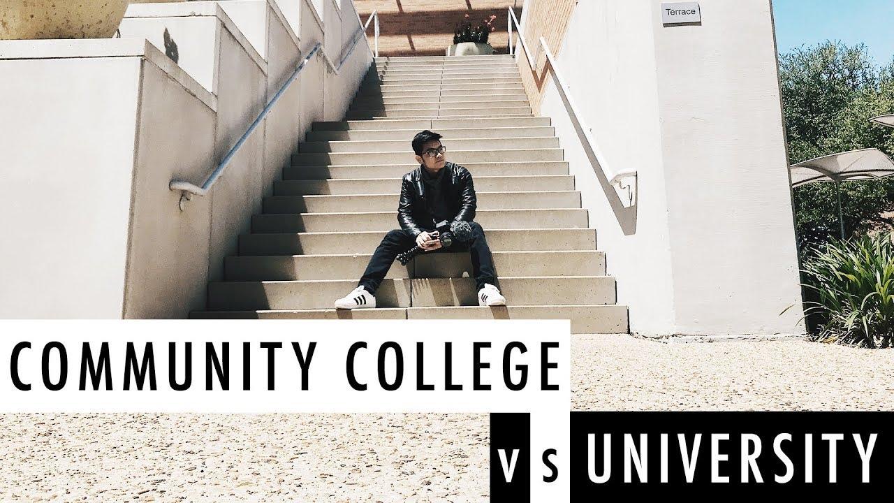 Sự Thật Về Việc Đi Học Community College Tại Mỹ // trường Richland College - Dallas, Texas