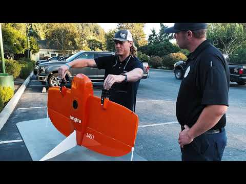 California police adopt WingtraOne drone for wildfire damage...