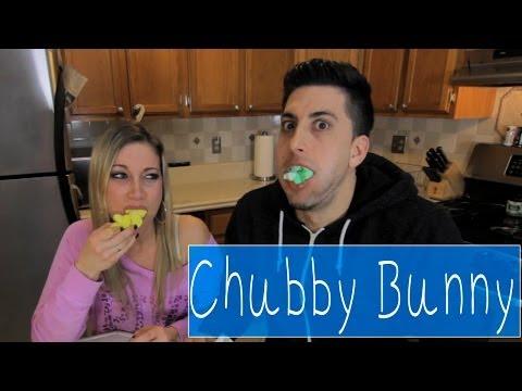 CHUBBY BUNNY CHALLENGE
