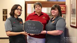 Iowa State College of Business - This is Your Community