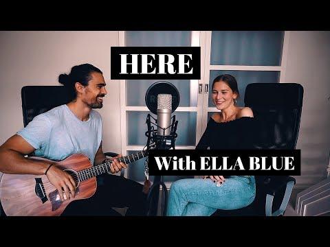 Alessia Cara - Here ( Cover By Livio Hans & Ella Blue)