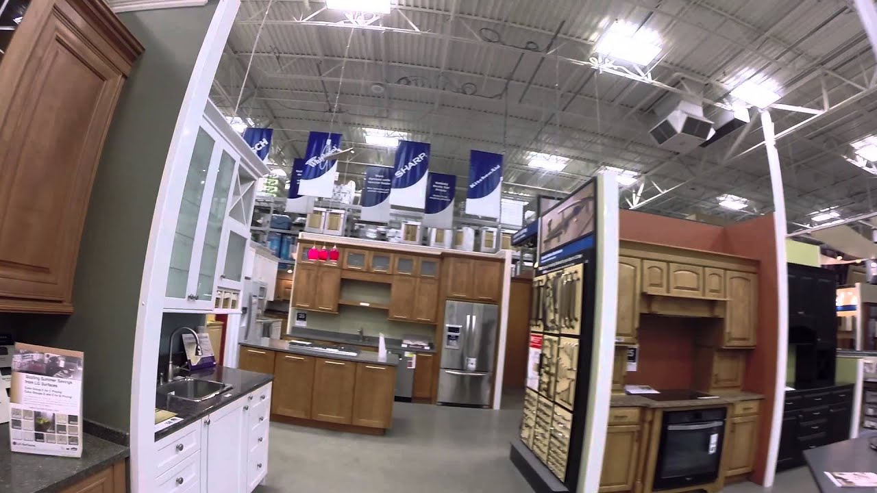This Is Lowes Hardware Tour With Tony Lee Glenn Youtube