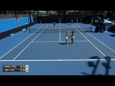 Australian Open 2019 Wildcard Play Off Court 11 10 Dec Youtube