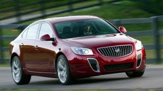 2012 Buick Regal GS - Drive Time Review with Steve Hammes