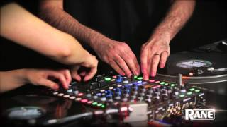 Urban Assault (aka Faust and Shortee) rock the Rane Sixty-Four with Serato DJ.