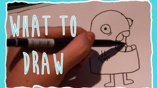 What To Draw - Stop Motion