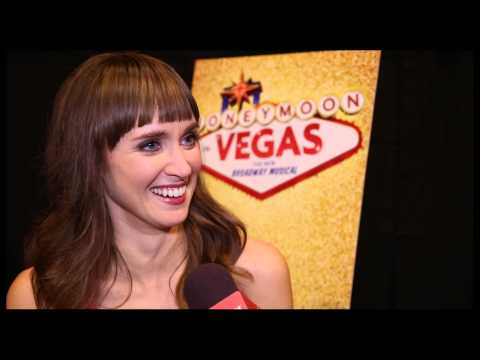 """In Rehearsal: Watch the """"Honeymoon in Vegas"""" Cast Sing, Dance and Impersonate Tony Danza!"""