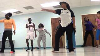 New Bethel Dancers Freedom Remix