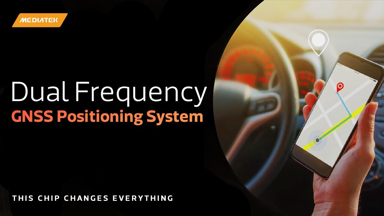 MediaTek Dimensity 1000 Series: The most accurate smartphone positioning system