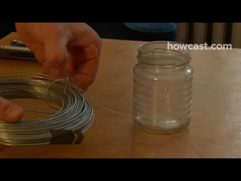 How to Make Lanterns Out of Old Jars