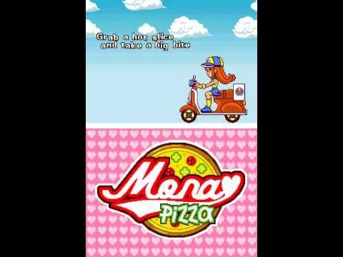 Mona Pizza Song