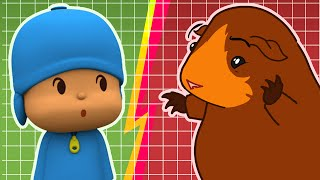 Guinea Pig vs the Environment - (EARTH HOUR 2015 with GUINEA SOMETHING GOOD and POCOYO)