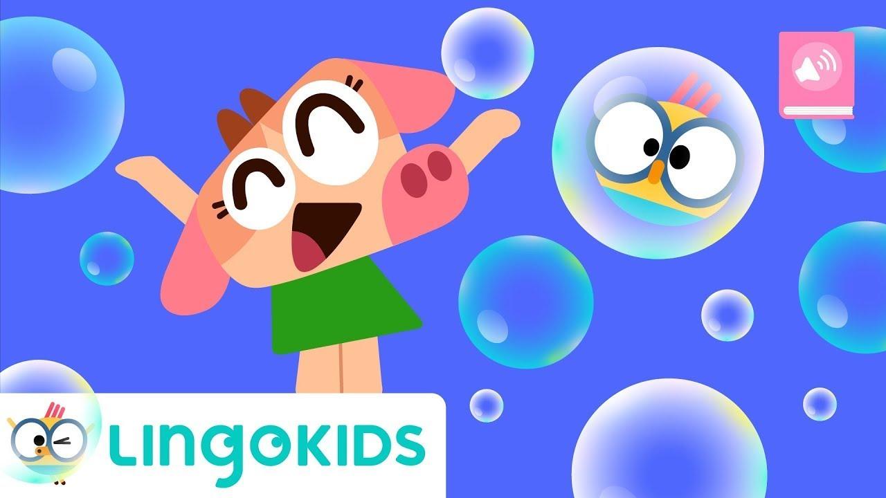 Bubble Trouble 🧼 Audiobooks for Kids | Lingokids