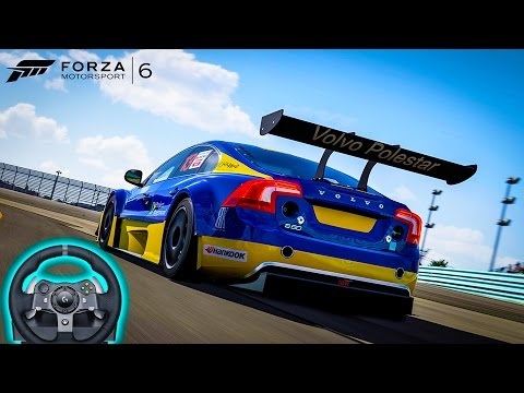 Forza 6 Motorsport - LG Dream  Force Racing Wheel - Forza 6 Motorsport Ep5