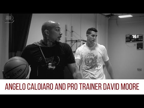 Angelo Caloiaro and Team Esface Pro Trainer D-Mo