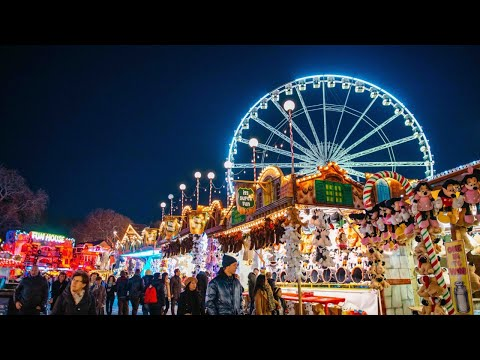 WINTER WONDERLAND 2016, WINTER WONDERLAND HYDE PARK, LONDON, 2016,