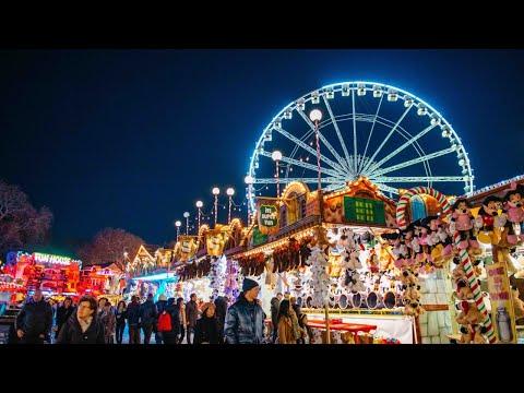 WINTER WONDERLAND 2016, WINTER WONDERLAND HYDE PARK, LONDON, 2016,