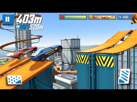 Hot Wheels: Race Off -  Download Best Free Racing Game - Car Racing Cartoon Games
