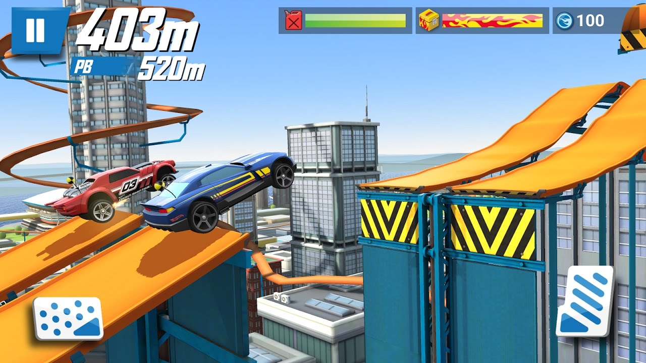 Скачать hot wheels: race off 1. 1. 11277 для android.