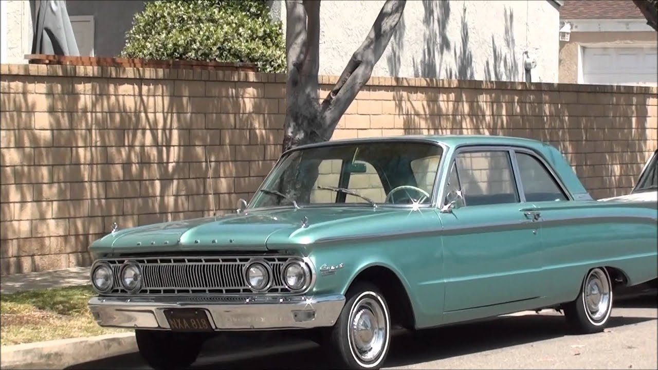Mercury Comet triple threat of old muscle cars - classic cars ...