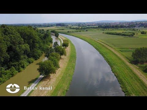 Baťův kanál jak ho neznáte (4K)