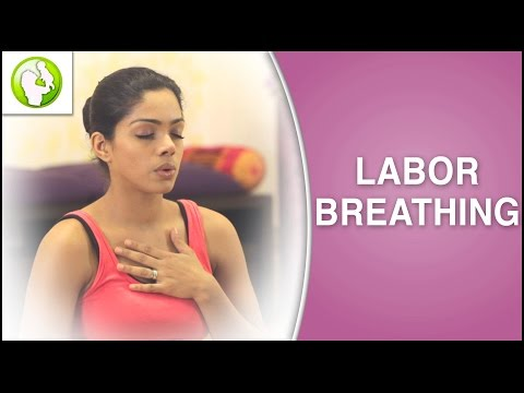 Labor Breathing Exercise