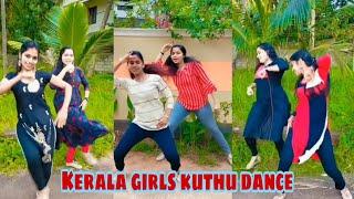kerala girls mass kuthu dance collection | Tamil Dancing Queens