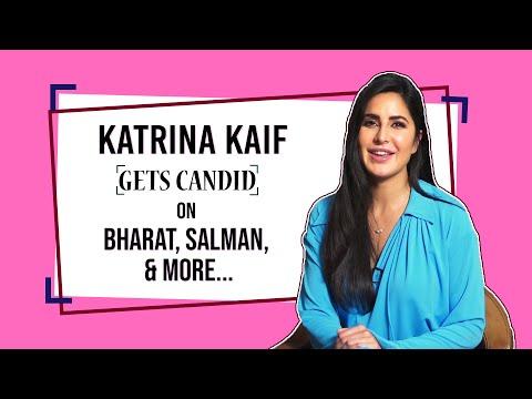 BHARAT   Katrina Kaif's EXCLUSIVE Interview   Salman Khan, Disha Patani, Sunil Grover