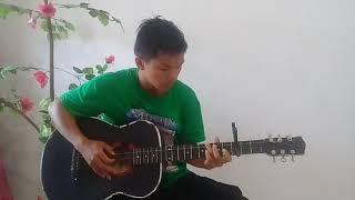 (Admesh) Hanya Rindu - Gitar Cover