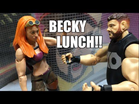 WWE ACTION INSIDER: Becky Lynch Mattel Superstars Series 62 Wrestling Figure REVIEW!
