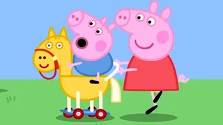 Peppa Pig Official Channel | Peppa Pig and George Pig's Day Out