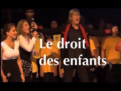 La chanson des Droits des enfants. Dominique Dimey