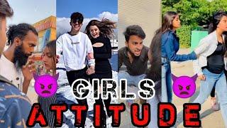 👿Girls Attitude Videos 👿Best Viral Attitude Tik Tok Video👿||🦁Chukka All Vissa🦁