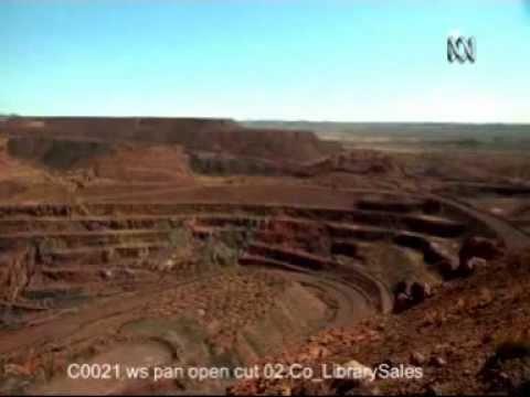 Iron Ore Mine - HD Footage