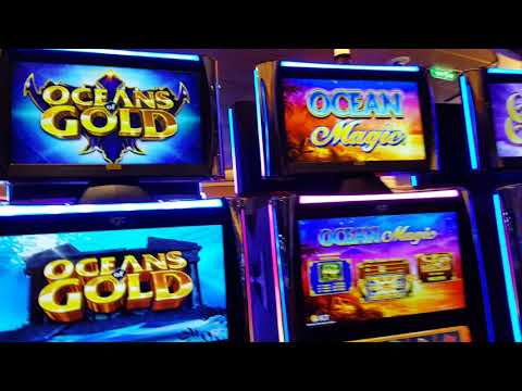 Harmony of the Seas - Casino Royale - Slots & Tables - 10/21/2017