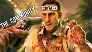 THE NEW TREYARCH ZOMBIES DRAMA: MY OPINIONS.