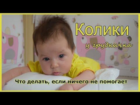 Младенческая колика — Википедия