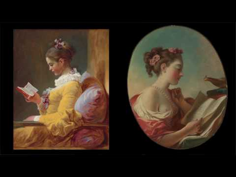 Lecture – Fragonard's Young Girl Reading: New Perspectives