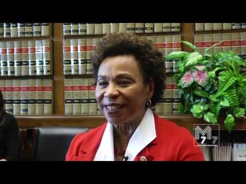 Interview with Congresswoman Barbara Lee about the Caribbean-American Heritage Month 2014